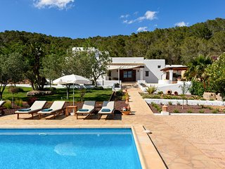 5 bedroom Villa in Santa Gertrudis, Balearic Islands, Spain : ref 5713833