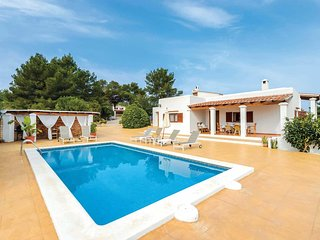 3 bedroom Villa in Santa Eulària des Riu, Balearic Islands, Spain : ref 5707140