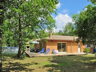 3 bedroom Villa in Loutey, Nouvelle-Aquitaine, France - 5714989