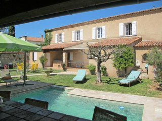 4 bedroom Villa in Barjols, Provence-Alpes-Côte d'Azur, France : ref 5714845