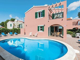 4 bedroom Villa in Cala Galdana, Balearic Islands, Spain : ref 5706788