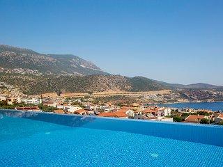 Villa Tyra - luxury, ultra-modern 5 bedroom villa with stunning sea views