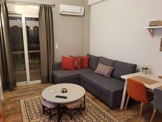 Stylish Koukaki Apartment