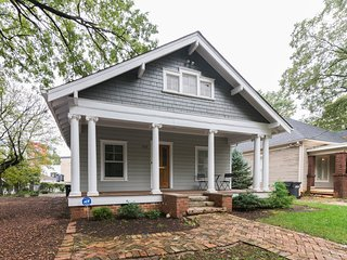 Historic Bungalow in Walkable Southend