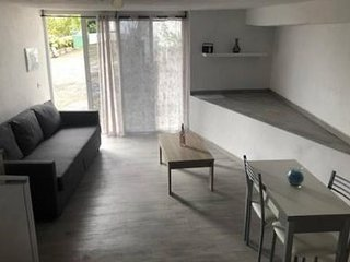 Cosy studio in Tiñor with Parking, Internet, Washing machine, Terrace