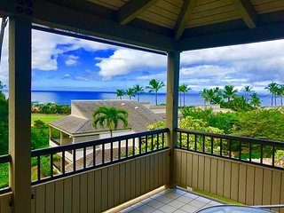 Wailea Ekolu #1608 1Bd/2Ba Full Ocean View, Meticulous Grounds, in Wailea
