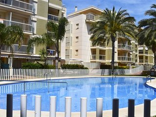 Spacious apartment in Dénia with Internet, Washing machine, Pool, Balcony