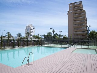 Cozy apartment a short walk away (111 m) from the 'Playa del Arenal Bol' in Calp