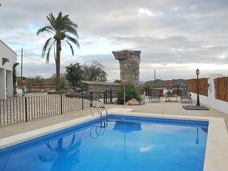 Spacious villa in Tabernas with Parking, Internet, Washing machine, Air conditio