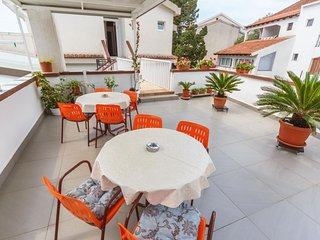 Spacious apartment in Budva with Internet, Air conditioning, Balcony
