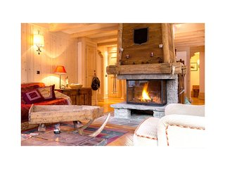 Spacious apartment close to the center of Saint-Bon-Tarentaise with Parking, Int