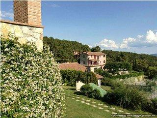 Idyllic Tuscan Villa