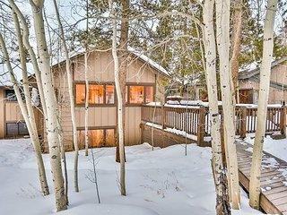 Warrior's Bend Townhome Breckenridge Colorado Vacation Rental