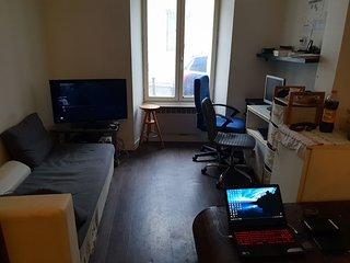 Petit studio en centre-ville