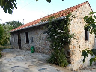 Holiday home, with pool in private courtyard, in Mortagua Portugal