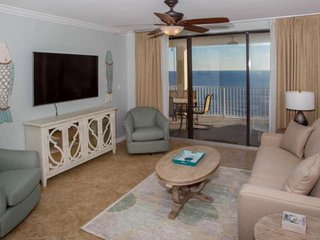 11th Floor Gulf-Front | Out/Indoor/Kiddie Pools, Hot Tub, Fitness, Sauna, Wifi |