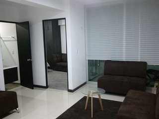 furnished loft * Angelopolis puebla