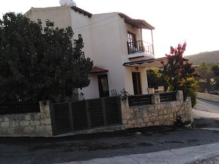 'Aria Holiday House' with a Private Pool in Paphos