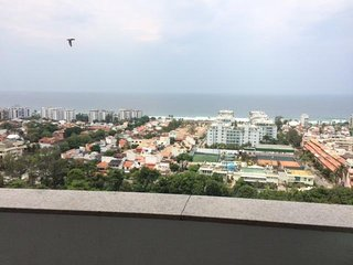 Beach front Apart-Hotel in Barra da Tijuca BAR41