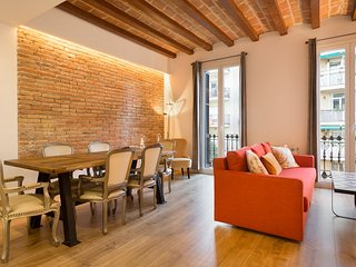 Fantastic central apartment for 5 people