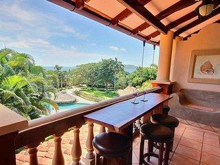 Newly Updated 2 Bedroom Diria Condo with Ocean View Terrace!