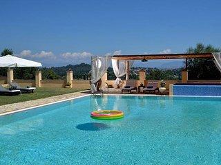 Villa Sultana luxurious hideaway near Corfu Town