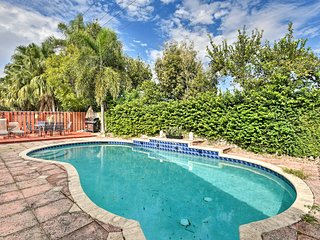 NEW! Ft. Lauderdale Area Home w/Private Patio+Pool