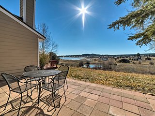 Pagosa Springs Home w/ Deck & Lake Views!