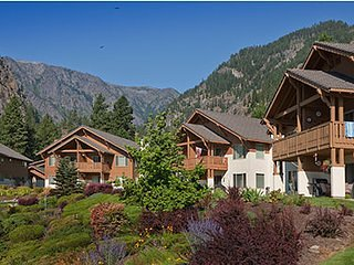 Worldmark Leavenworth #2 , 2BR2Ba  Walk to town and festivals Updated 2017 NICE!