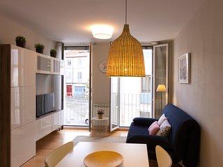 Apartamento Céntrico con encanto Burgas Termal 2. NETFLIX, al lado Plaza Mayor