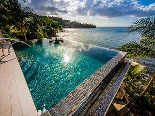 Sapphire Beach Villa-Ocean Front + Infinity Pool