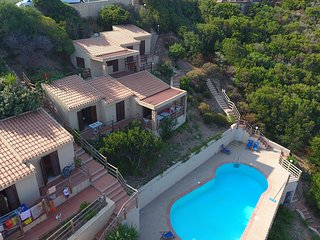 Cozy house in the center of Costa Paradiso with Parking, Washing machine, Balcon