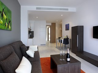 1 bedroom apartment for 4 people with sofa bed, near Camp Nou 3030
