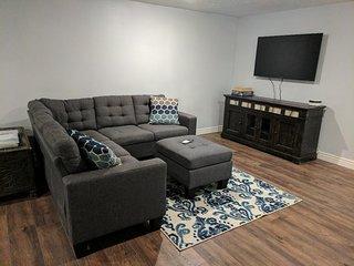 Cedar Getaway- Private room in basement duplex close to Zion, Bryce, Brian