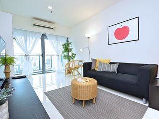 [S1] Awesome 1BR near KLCC/KL Tower/Hi Speed WIFI