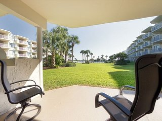 Ground Floor Condo Available the Month of March! Located at Colony Reef Club