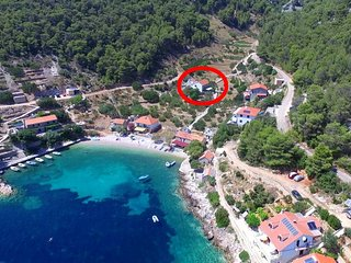 Comfortable and spacious apartment Cove Torac bay - Torac (Hvar) (A-2071-a)