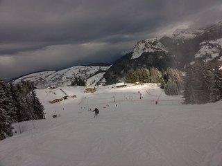 Avoriaz, Porte du Soleil, Ski.