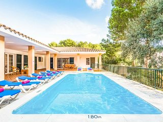4 bedroom Villa in Binibèquer Vell, Balearic Islands, Spain - 5334767