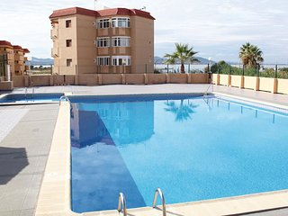 2 bedroom Apartment in La Manga del Mar Menor, Murcia, Spain : ref 5639404
