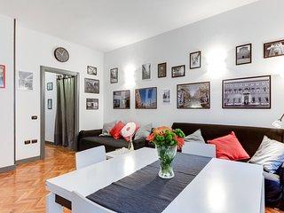Elegante appartamento in centro per famiglie e gruppi