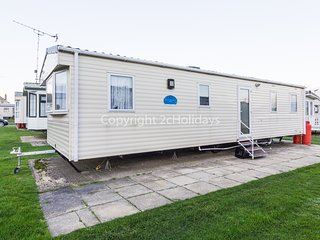8 Berth with double glazing & central heating. At California Cliffs. REF 50059G