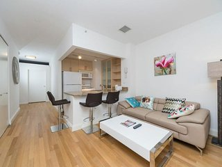 8J-FINANCIAL DISTRICT 2BR APT-DOORMAN