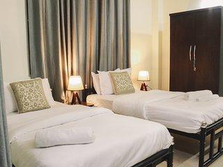 Marigold Suite a 1BHK Serviced Himalayan Getaway
