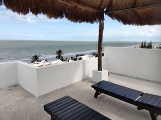 New Apartment! Panoramic seaviews/Family groups
