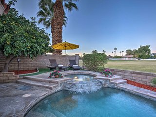 Golf Course Paradise w/ Pool & Spa in La Quinta!