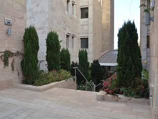 Brand new apartment, 200 square meters, in King David's Crown Building