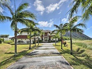 Luxury Honolulu House w/ Ocean & Mountain Views!
