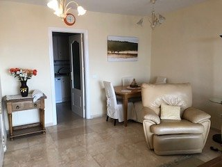 Modern 1 bedroom apartment with shared pool, 10 mins walk from Mijas Pueblo