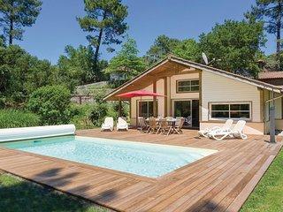 3 bedroom Villa in Moliets-et-Maa, Nouvelle-Aquitaine, France - 5574681
